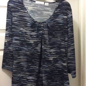 Ladies Liz Claiborne XL Top